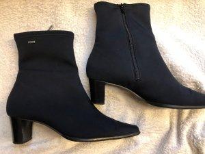Högl Bottines plissées noir