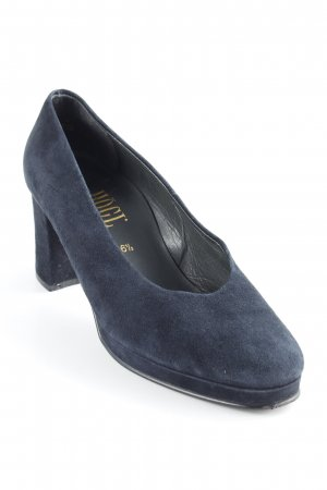 Högl Loafers dark blue classic style