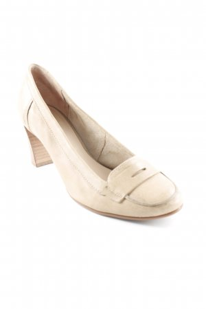 Högl Loafers licht beige