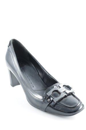 Högl Loafers zwart elegant