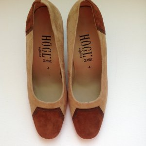 Högl, Wildleder Schuhe , neu, Gr.4