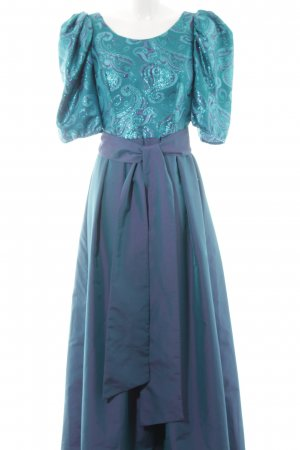 Höpfner Abendkleid mehrfarbig Elegant