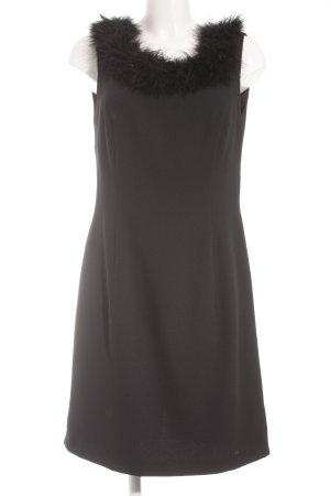 Höpfner Cocktailkleid schwarz Elegant