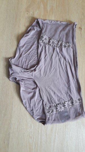 H&M Bottom grey lilac-mauve