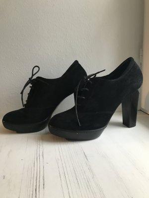 Hogan Absatzschuhe schwarz High-heels Pumps elegant