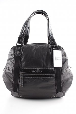 Hogan Carry Bag black casual look