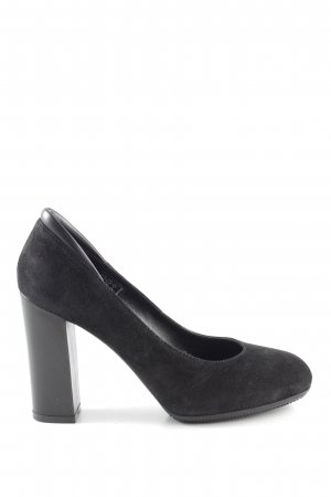 Hogan High Heels schwarz Casual-Look