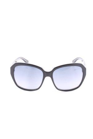 Hogan Square Glasses black casual look