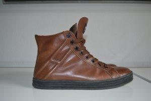 Hogan Lederstiefel Gr. 38,5 NP über 300€