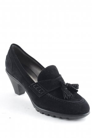 Hogan Mary Jane Pumps schwarz Casual-Look
