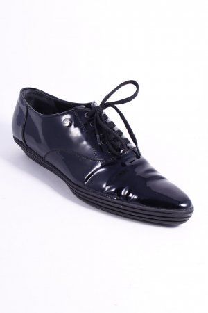 Hogan Oxford schwarz Business-Look