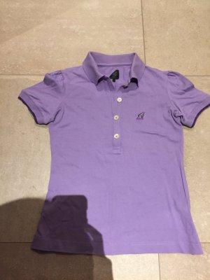 Hogan Poloshirt Lila