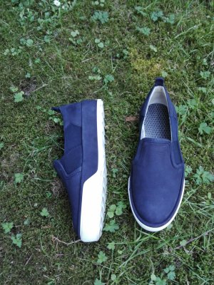 Hogan Rebel Slip on - wie neu - dunkelbau