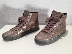 "Hogan ""Rebel"" Sneaker mit Pailletten Gr.36,5"