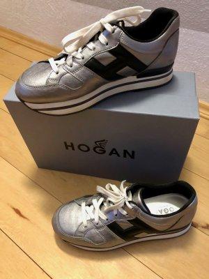 HOGAN Sneaker H222 Silber