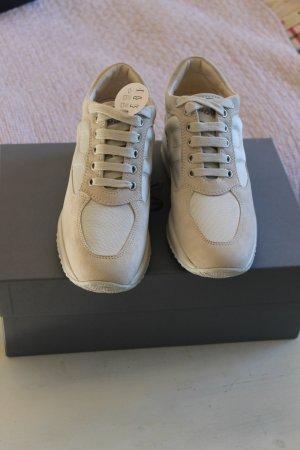 Hogan Sneaker weiß-creme Gr.35,5