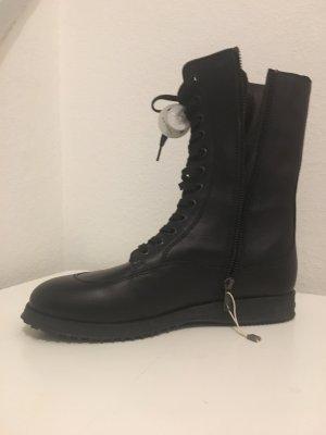 Hogan Bottes à lacets noir