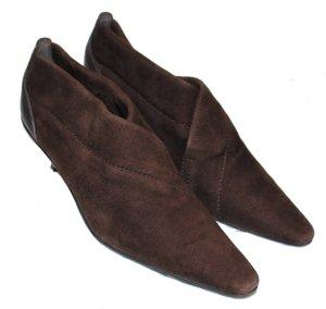 HOGAN TODS Tod´s Schuhe Stiefeletten Wildleder Gr. 35,5