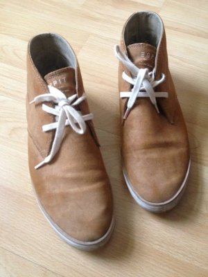 Esprit House Shoes sand brown-camel