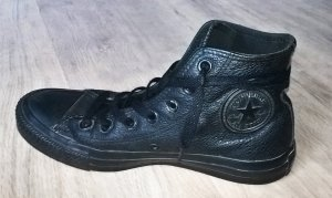 hohe lederchucks all star converse