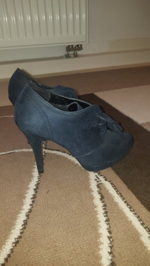 Graceland Low boot bleu foncé