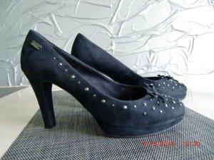 Hohe Schuhe in schwarz von S. Olive