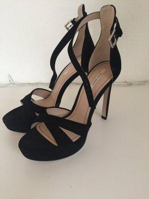 Hohe Schuhe von zara