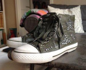 Hohe Sneaker (Vibration) aus Leder von ASH