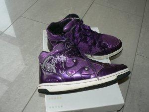 Hohe Sneakers GEOX lila