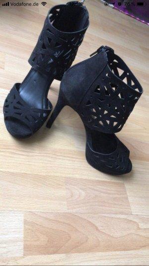 Hohe Sommer Schuhe