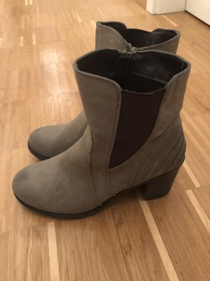 Young Spirit Platform Booties multicolored