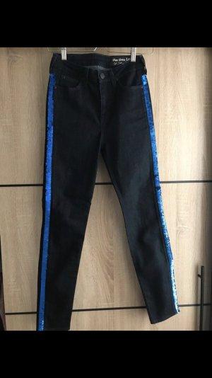 Hoher Bund Jeans, S, neu, Lee.
