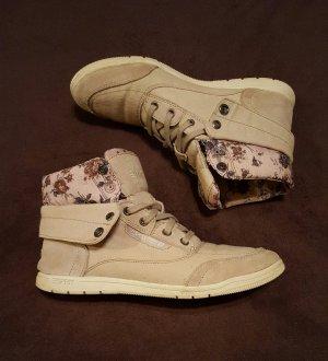 Hoher Sneaker von ESPRIT