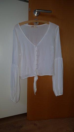 Hollister Camicetta a blusa bianco