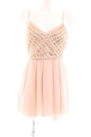 Hollister A-Linien Kleid pink Elegant