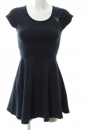 Hollister A-Linien Kleid dunkelblau Casual-Look