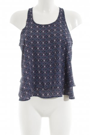 Hollister A-Linien Top Allover-Druck Casual-Look
