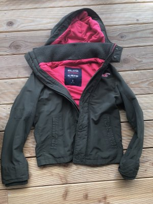 Hollister All-Weather Jacke Gr.S (eher M) NP89€