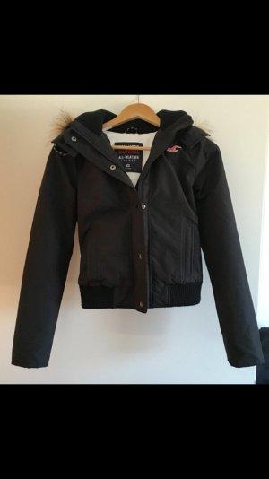 Hollister All Weather Jacket schwarz