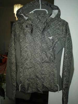 Hollister all weather Jacket XS grau