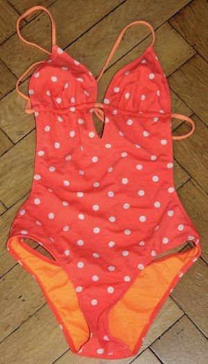 Hollister Costume da bagno arancione-salmone