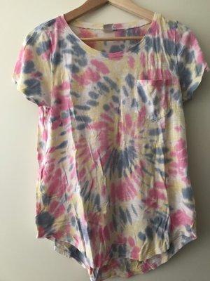 Hollister Batik shirt veelkleurig