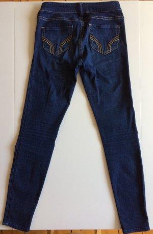 Hollister Blauen Jeans in der Größe 1S (w25 L27). Guter Zustand!