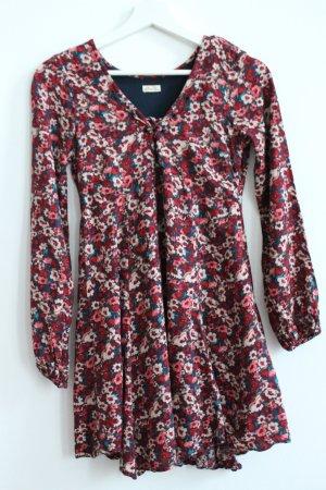 Hollister Blumen/Kleid Gr.S