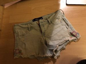 Hollister Blumen Shorts/Hotpants