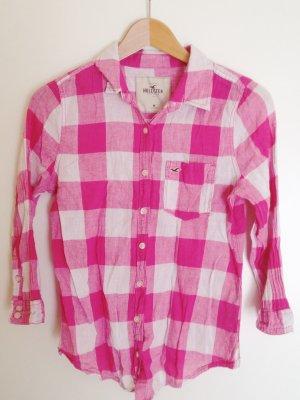 Hollister Bluse Pink
