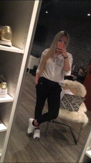 Hollister Bluse weiß