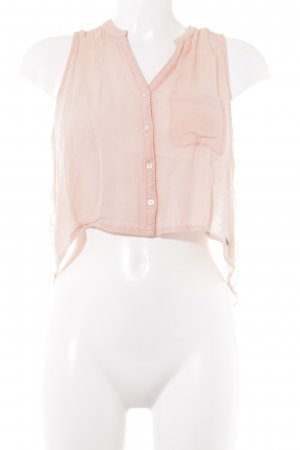 Hollister Blusentop apricot Casual-Look