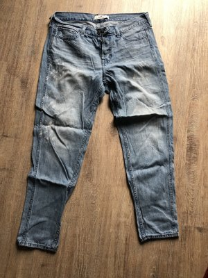 Hollister Boyfriendbroek azuur