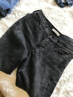 Hollister Boyfriend Jeans dark grey-grey